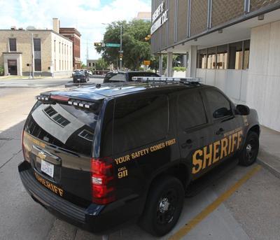 Sheriff's office Tahoe