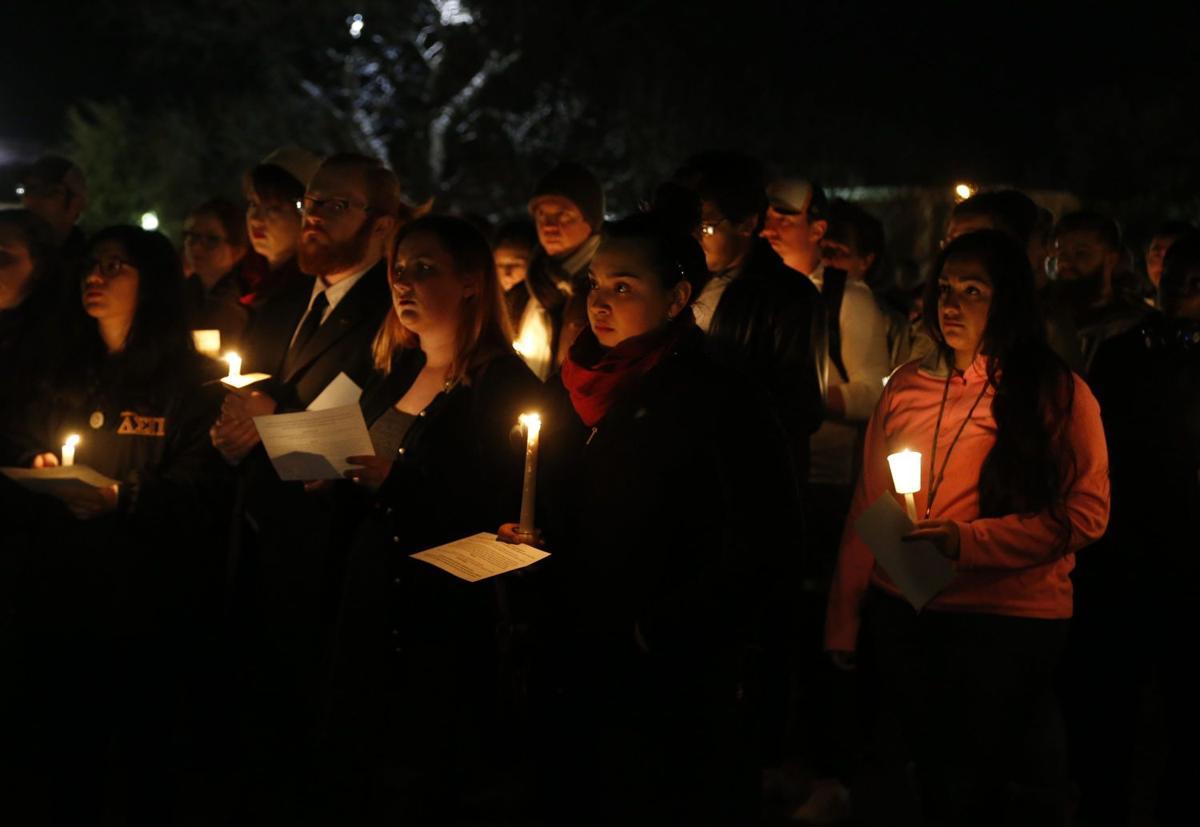candle vigil bu ra3