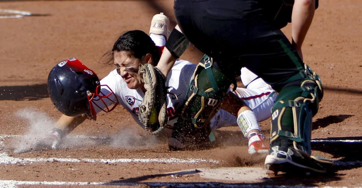 Baylor Arizona Softball