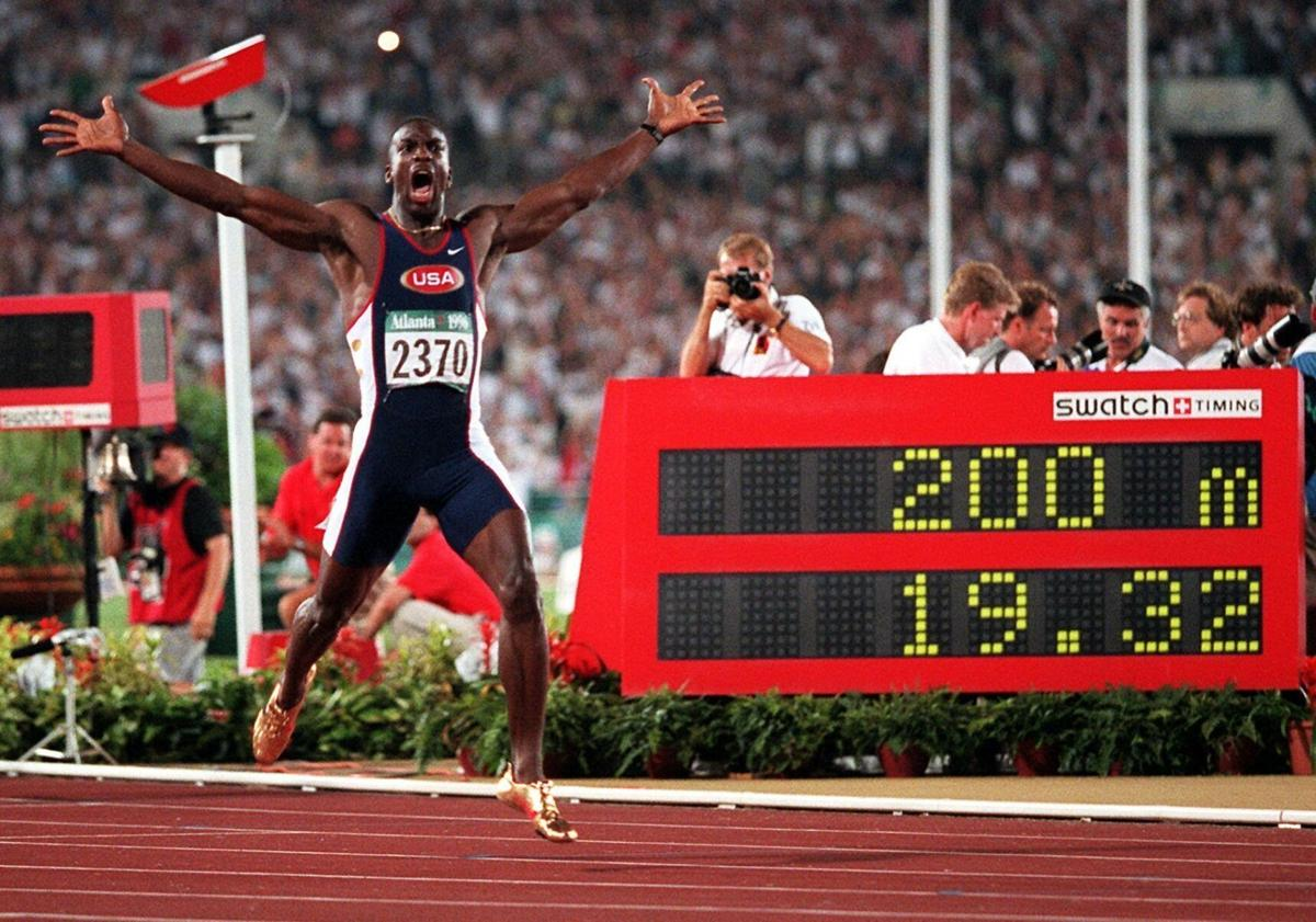 1996 Atlanta Games Olympics