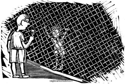 Tuesday main cartoon