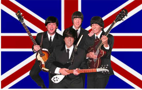 """Yesterday — A Tribute to the Beatles"""" 