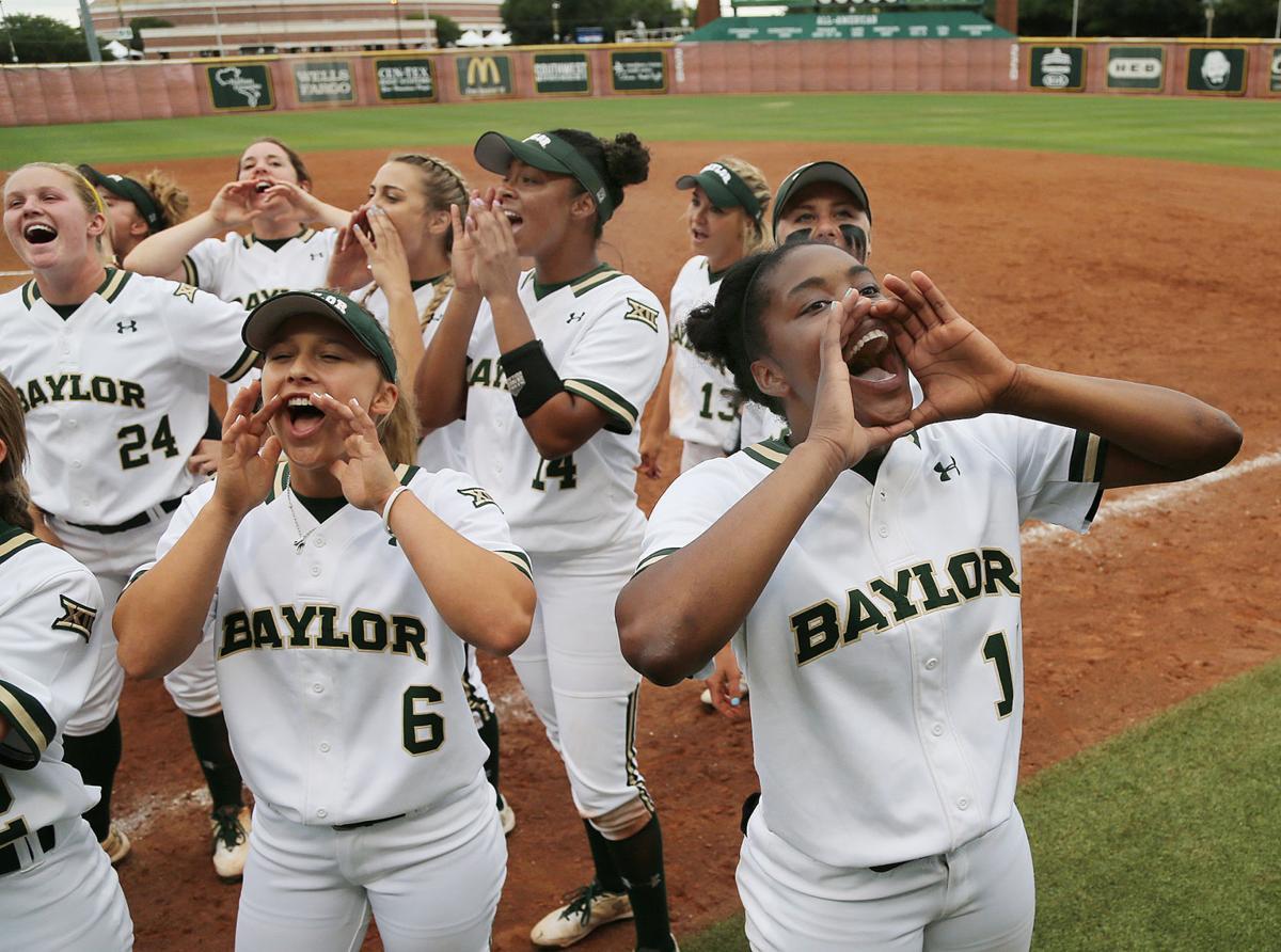 Baylor softball