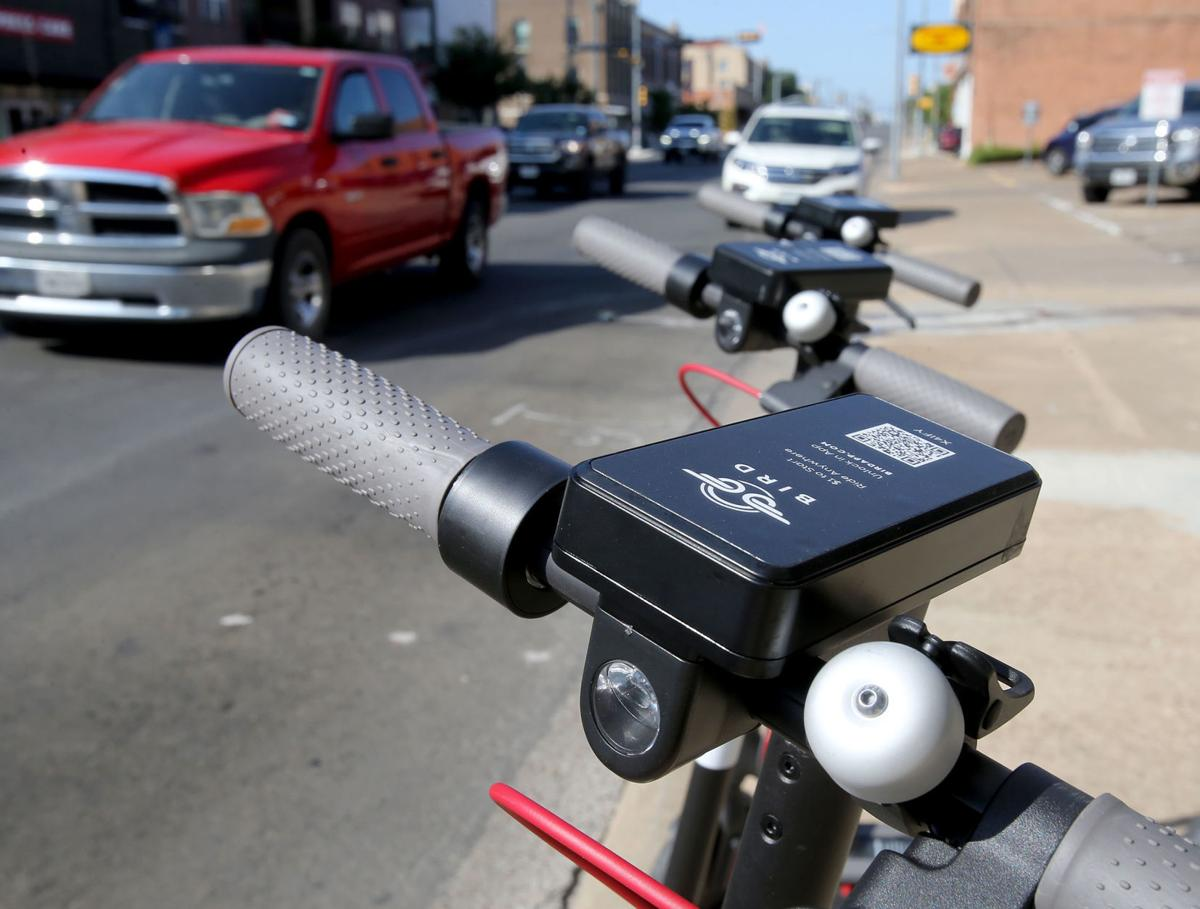 City vows to give unauthorized rental scooters the boot   Business