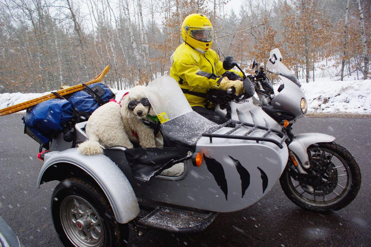 how to drive a motorcycle with a sidecar