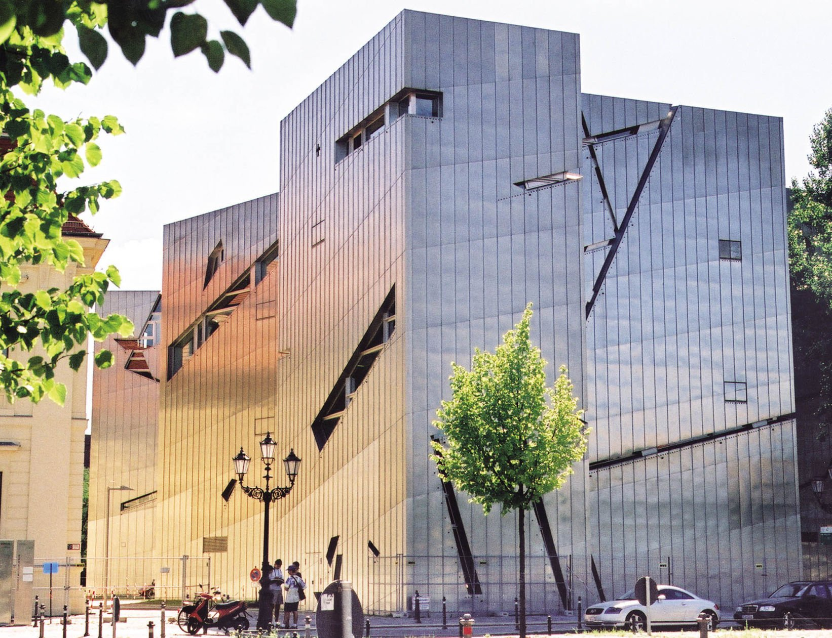 i look forward to hearing from you cover letter%0A Jewish Museum in Berlin  Germany