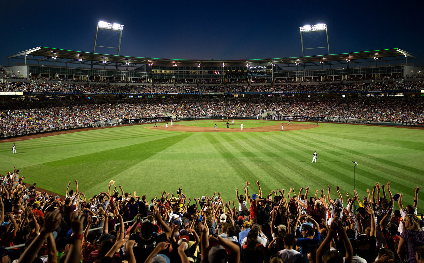 CWS fans John Werner Tradition rules in