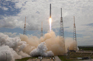 McGregor leaders thankful for SpaceX, marking 10th birthday