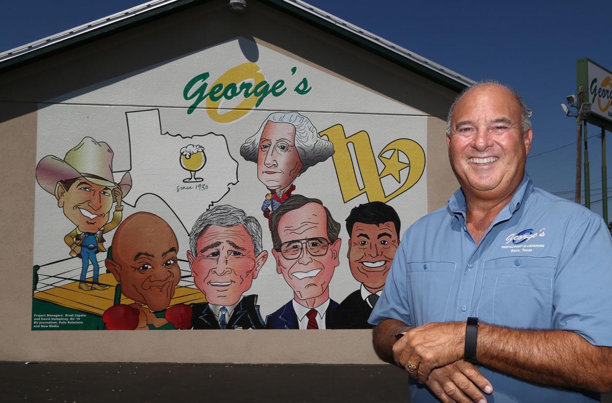 George's Mural