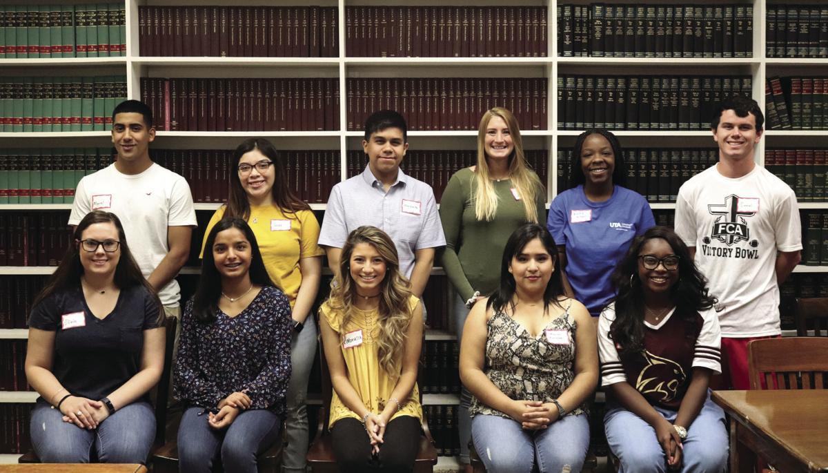 AT Brazos Education Foundation recipients