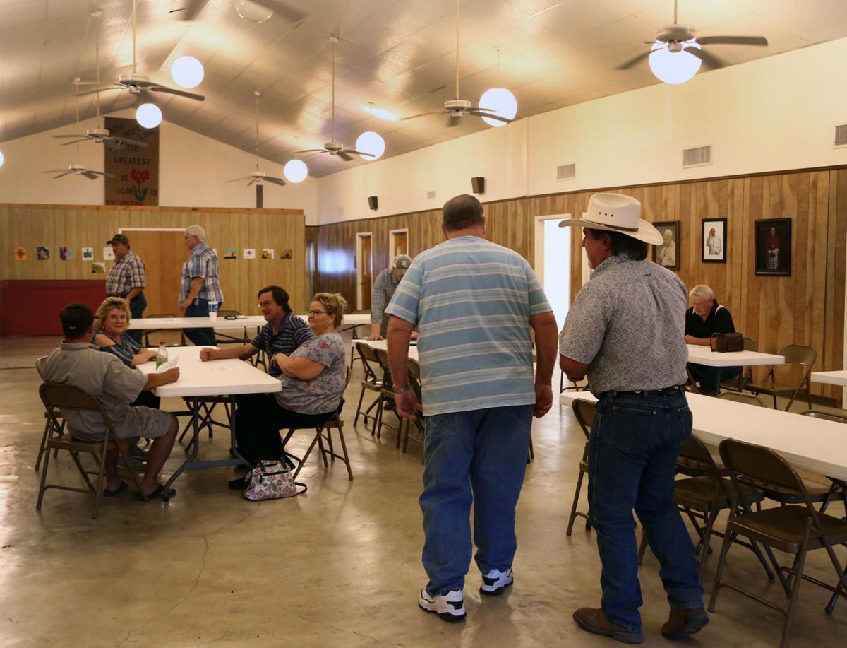 Elk water board meeting