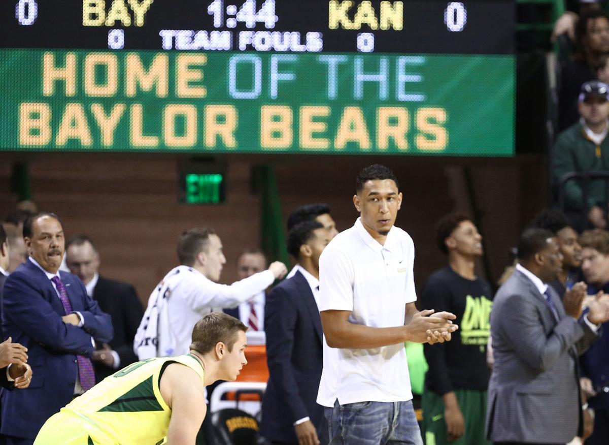 Kansas Baylor Basketball (copy)