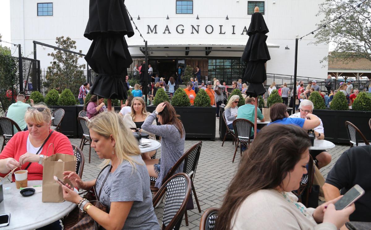 Magnolia TV network