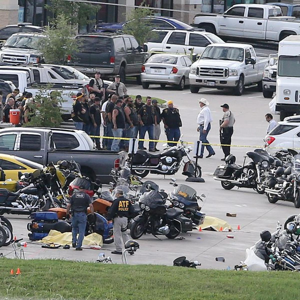 4 bikers killed at Twin Peaks shot by type of gun Waco police use