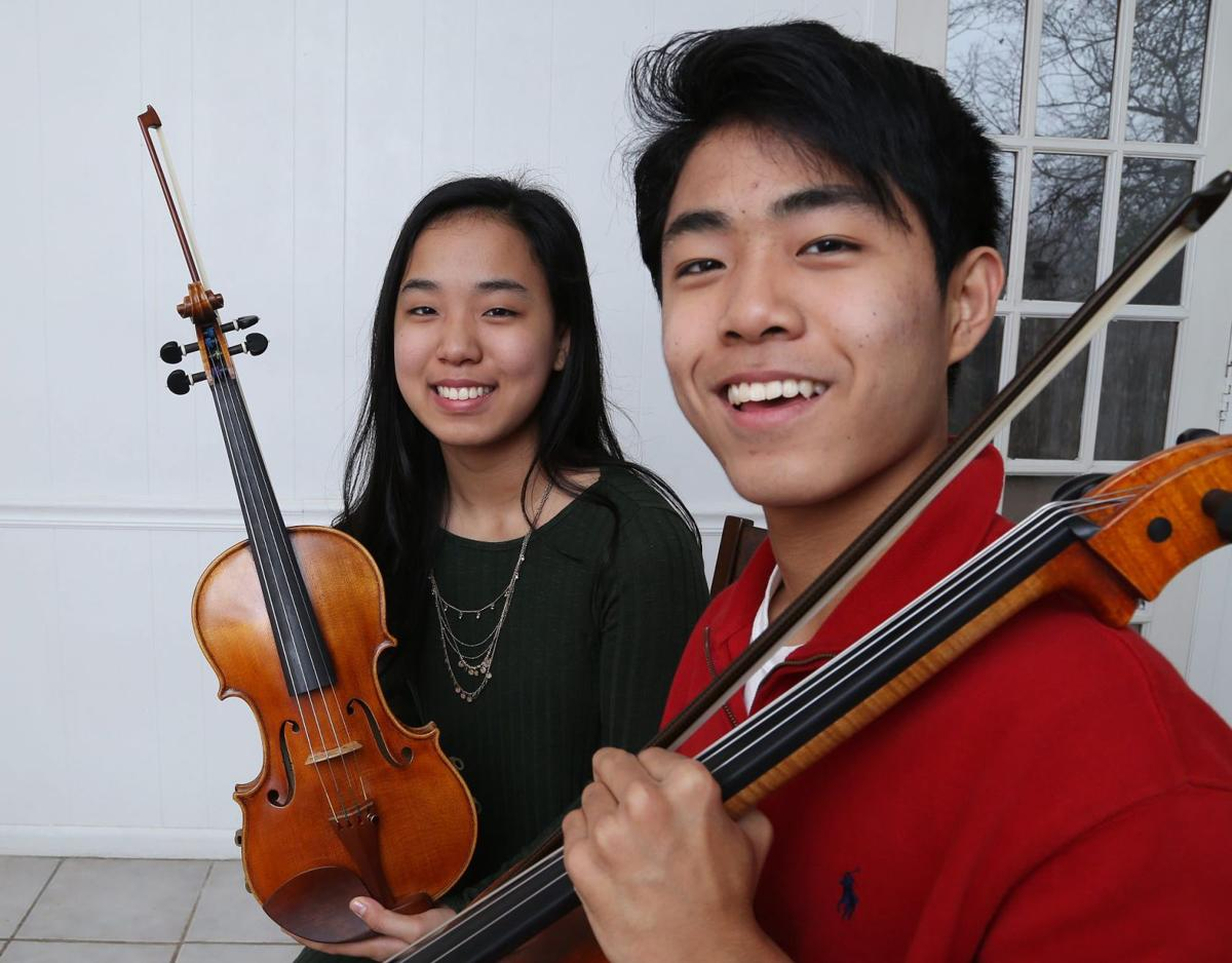Midway ISD twin musicians to be featured in 'Great Russian