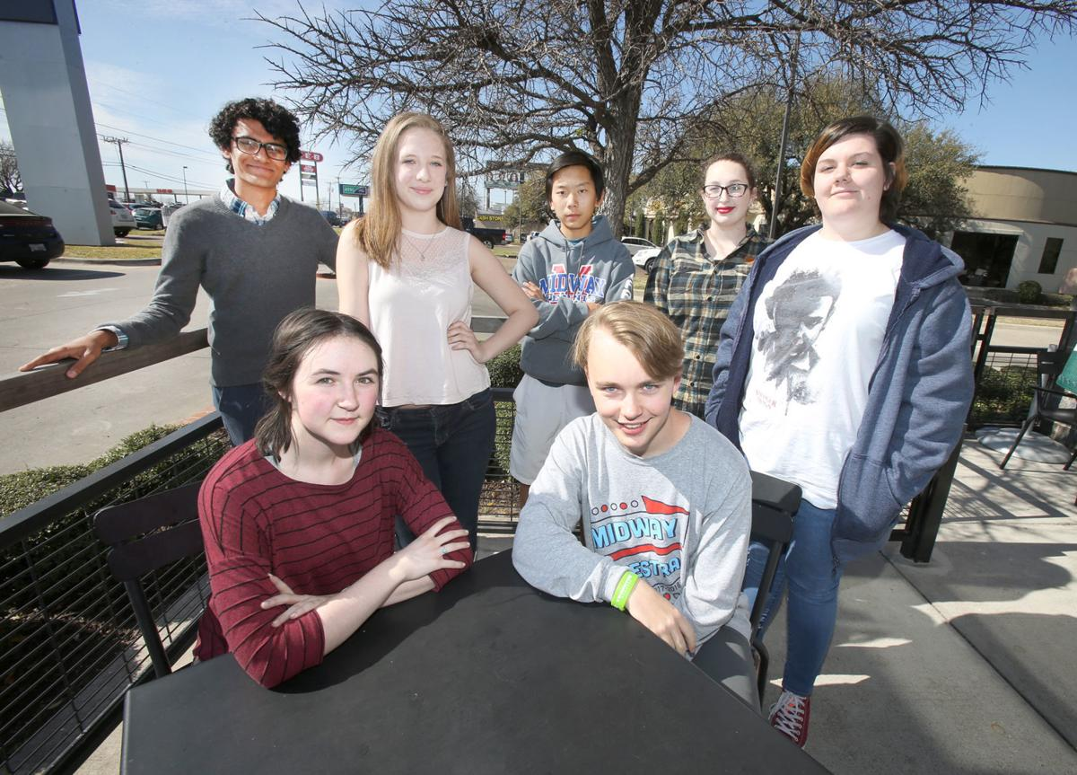 Midway High School walkout organizers