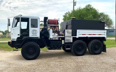 Ross VFD truck