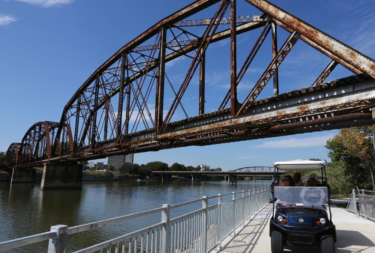 Cotton Belt bridge