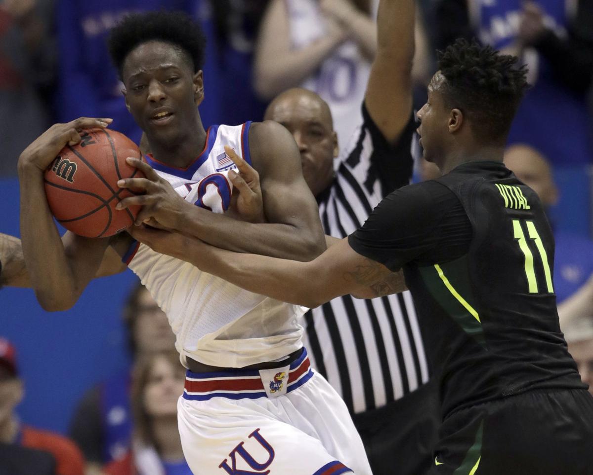 Baylor Kansas Basketball