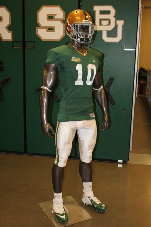 Baylor s 1950 replica uniforms to honor  The Case  will be sold following  game f0356784f