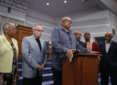 Local clergy support Waco ISD Superintendent Marcus Nelson