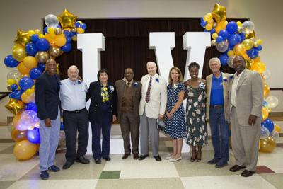 La Vega ISD 2019 Hall of Fame class