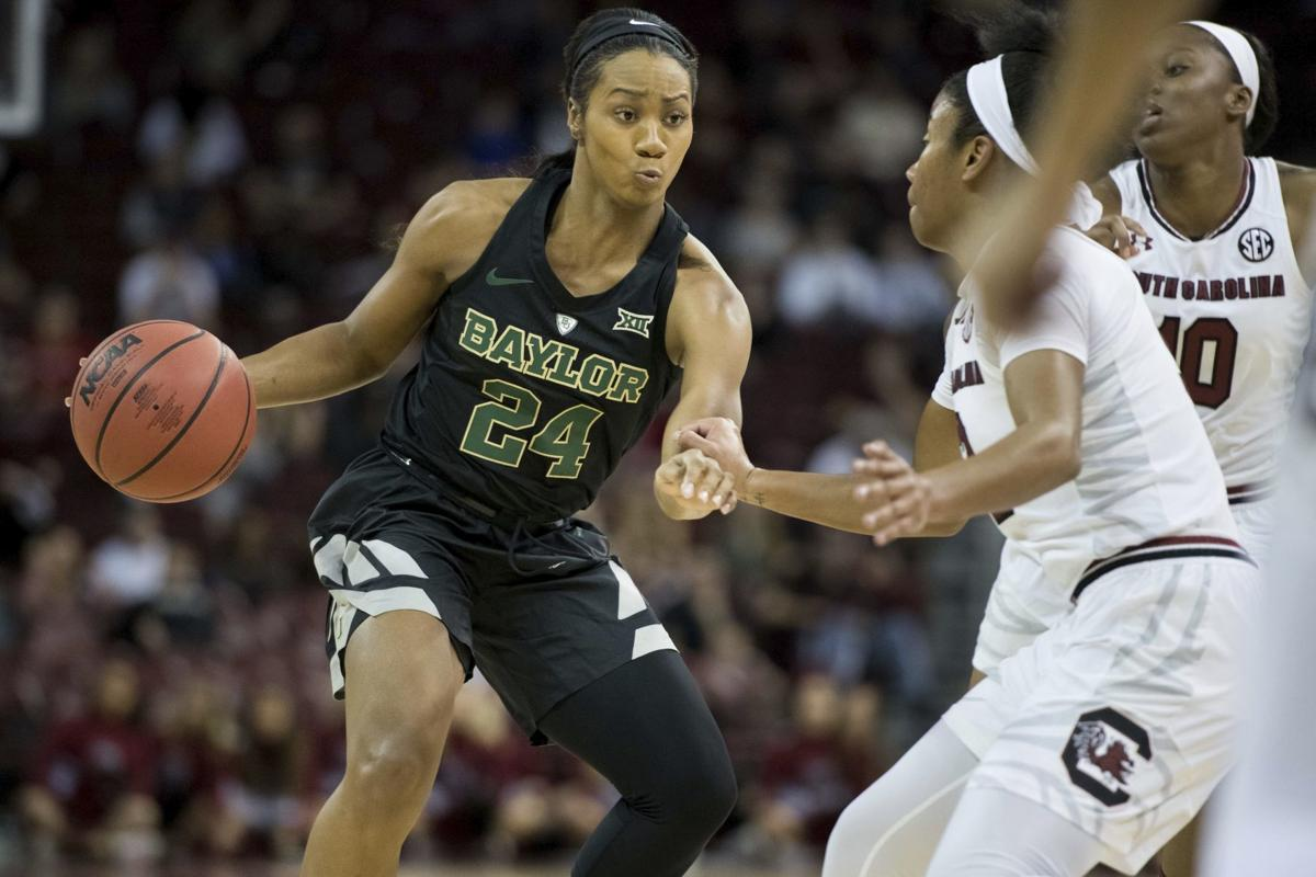 Baylor South Carolina Basketball