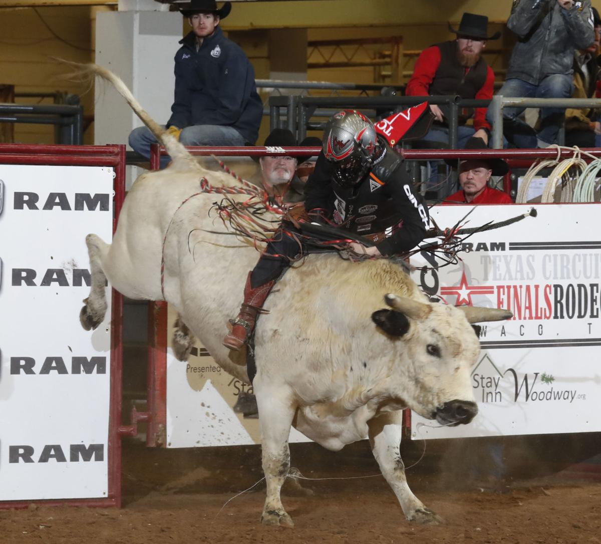 Ram Texas Circuit Finals Rodeo In Waco Jan 3 2019