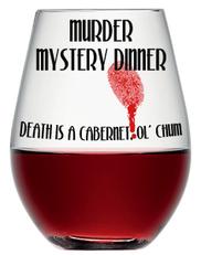 Death is a Cabernet, Ol' Chum