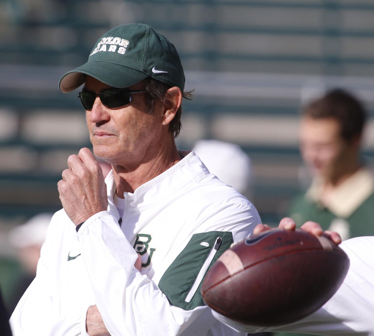 Art Briles Disgraced Baylor Coach Hired In CFL