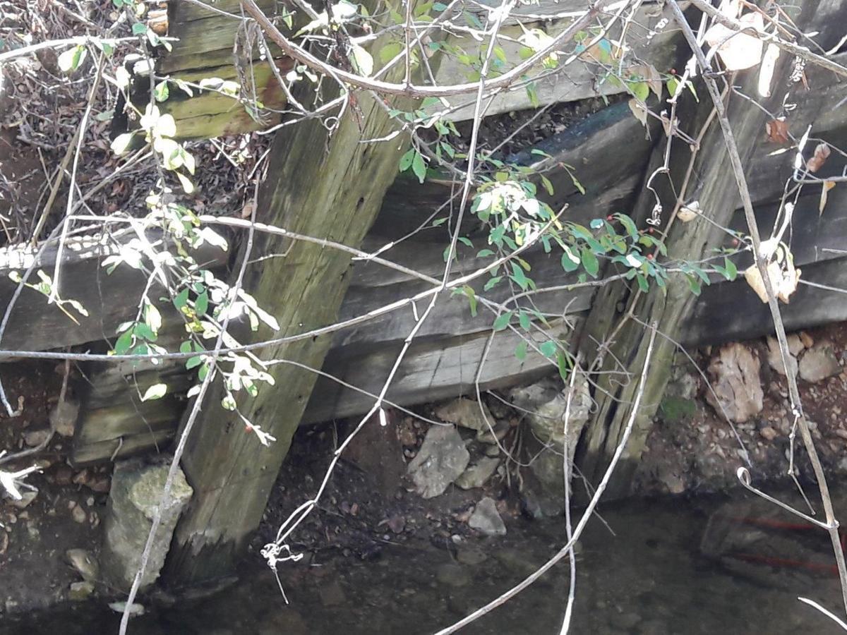 North Crooked Creek Road bridge