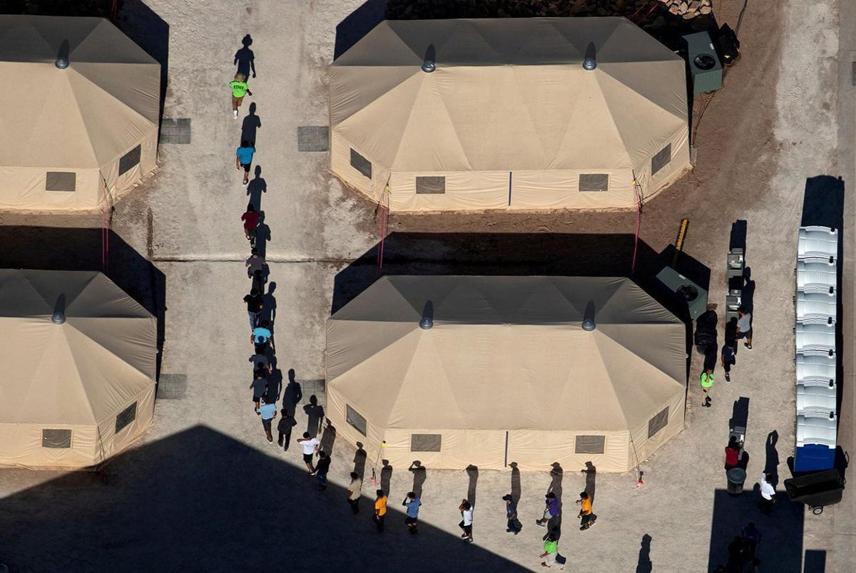Tornillo detention center