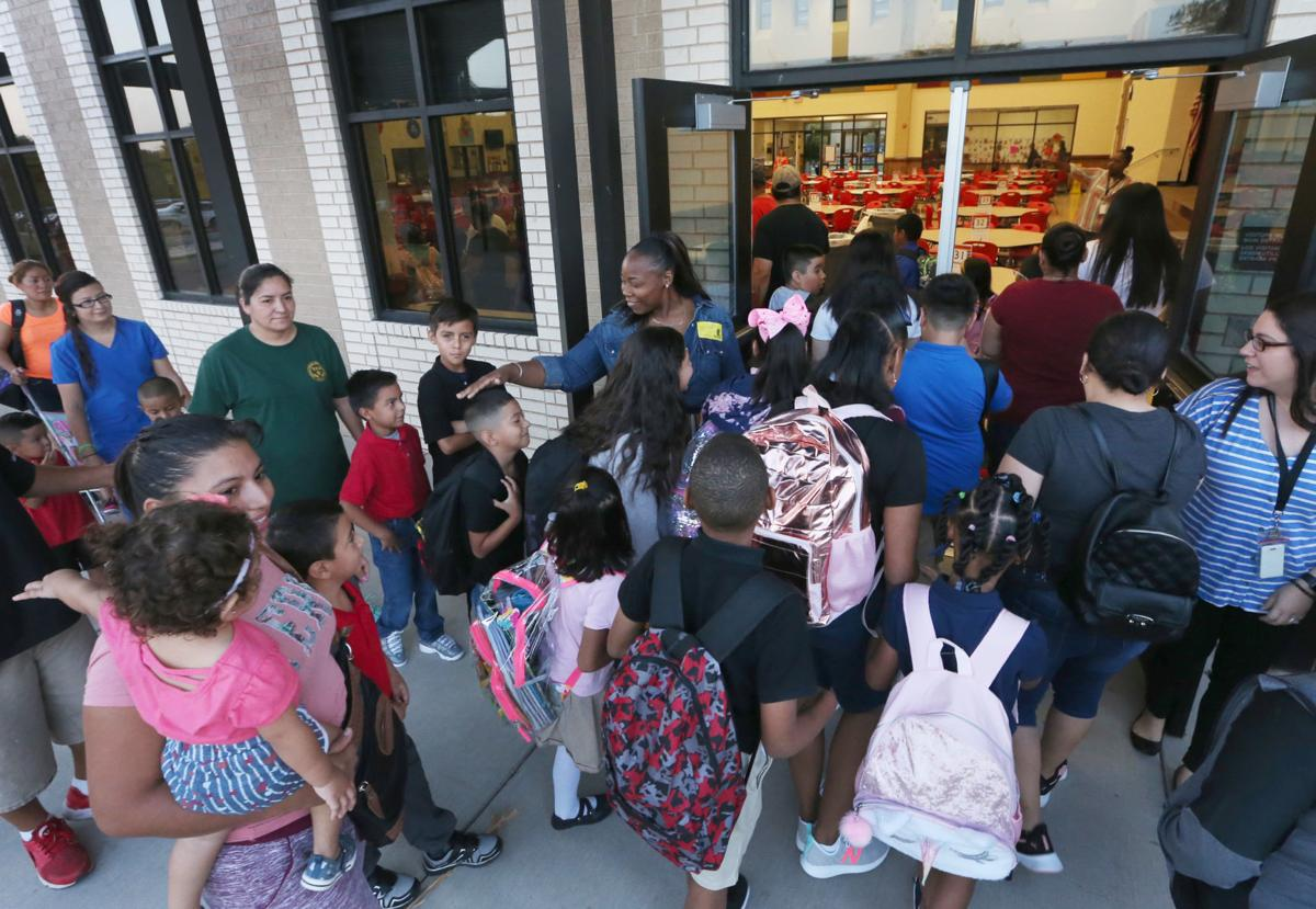 Waco ISD first day of school 2019