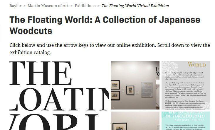 Japanese art show