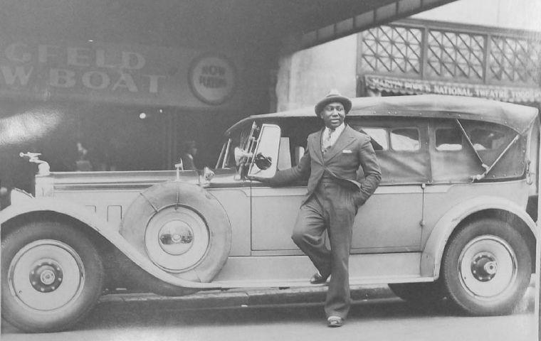 Brazos Past: Memories of Jules Bledsoe