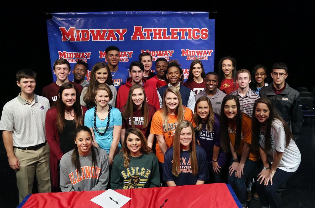 Signing day Midway ra