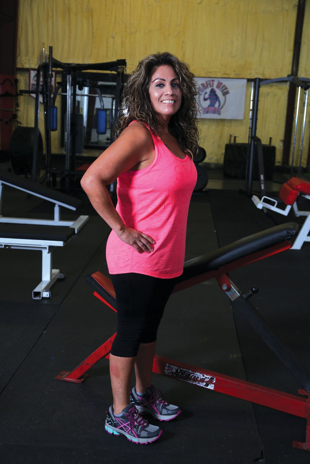 Inspiration perspiration lead to fitter healthier lives: gym owner