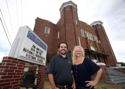 Former St. James church building downtown gets National Register designation ahead of renovation