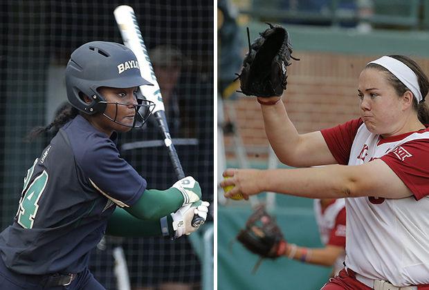 All-Big 12 softball