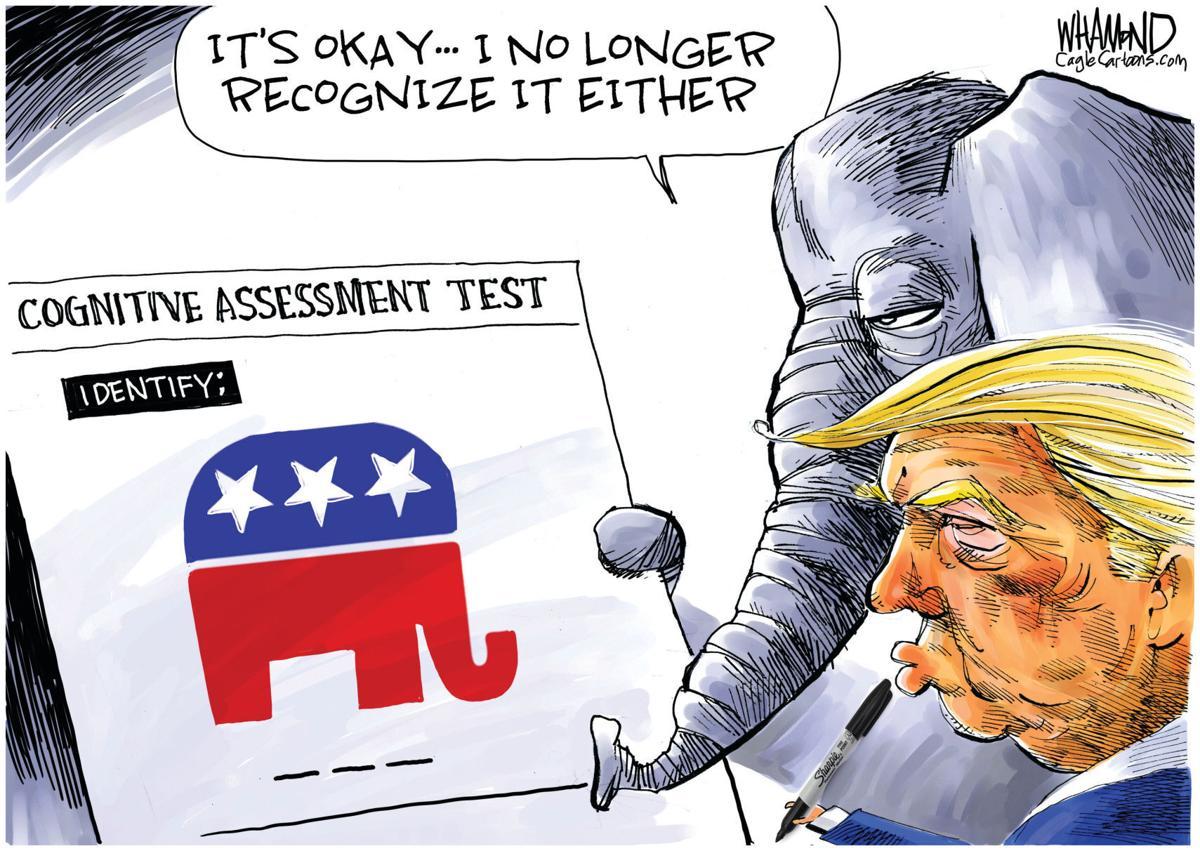 Peggy Noonan Who Will Rebuild Post Trump Republican Party Columnists Wacotrib Com