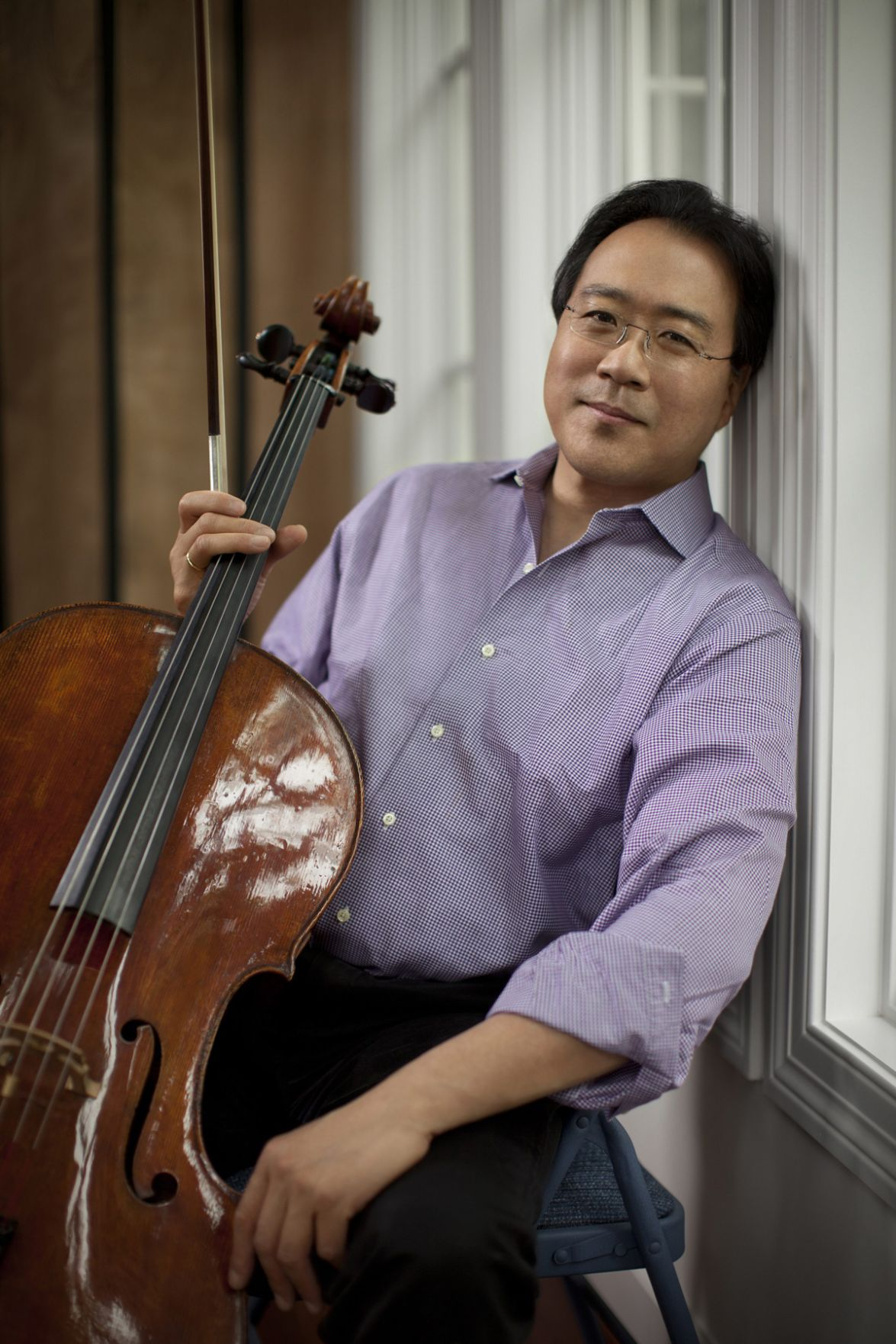 Superstar cellist Yo-Yo Ma to play in Waco   Music   wacotrib com