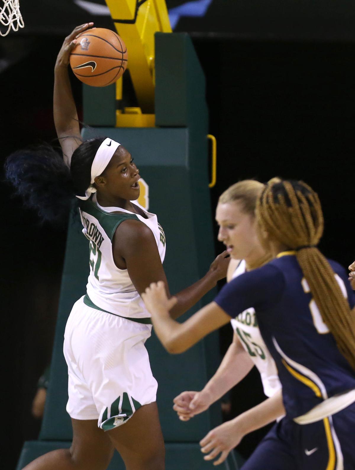 Coppin State Baylor Basketball