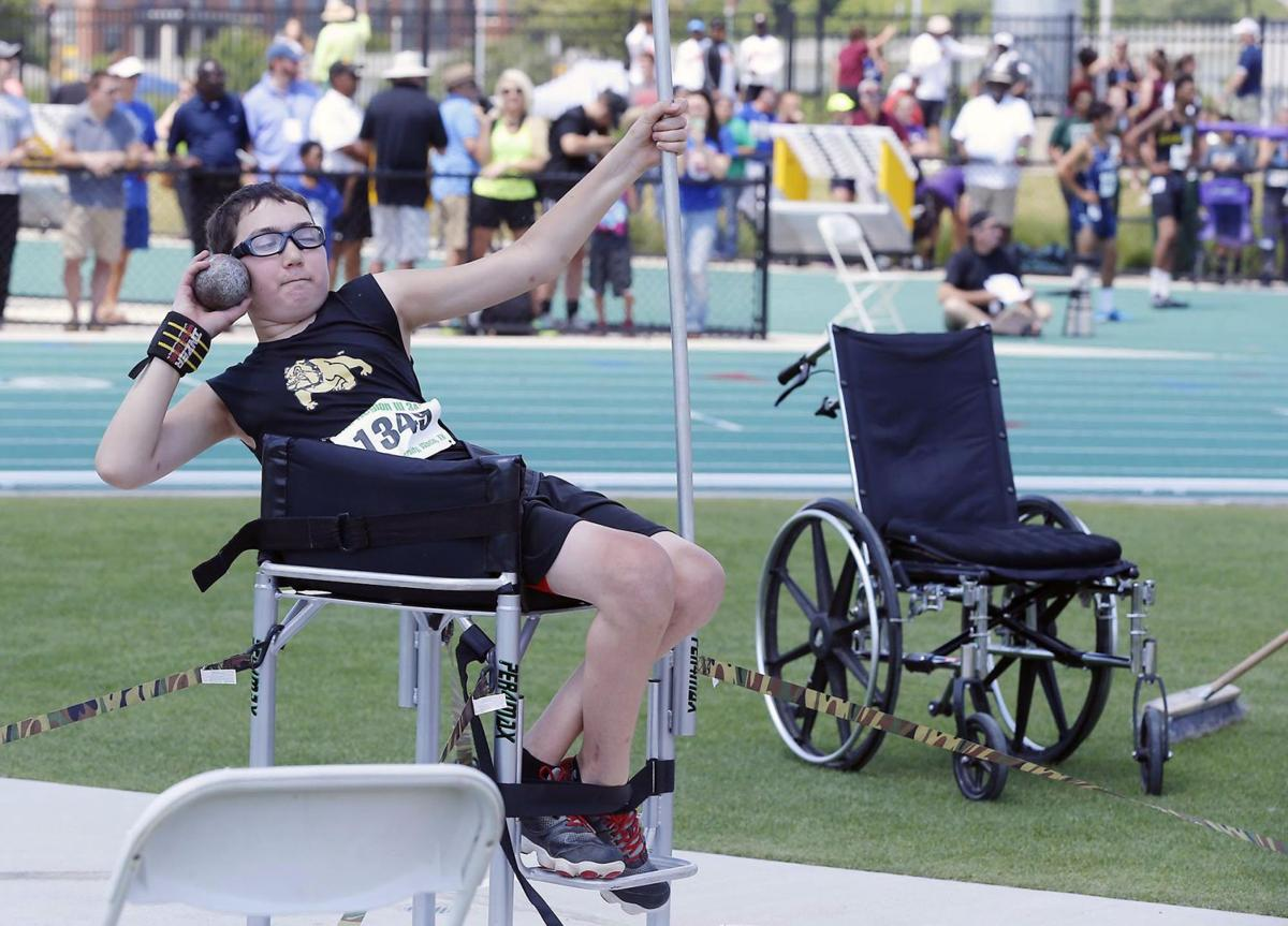 McGregor teen to compete in wheelchair division at UIL state track meet
