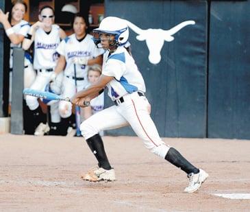 Ward's no-hitter, game-winning hit lift Midway Pantherettes to state softball title, 1-0