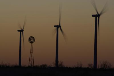 Wind Farm Windfalls