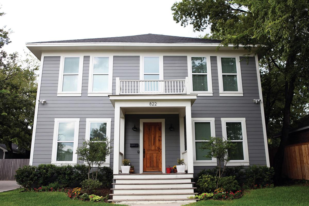 harp house gains new purpose fixer upper home now vacation rental for visitors waco today. Black Bedroom Furniture Sets. Home Design Ideas
