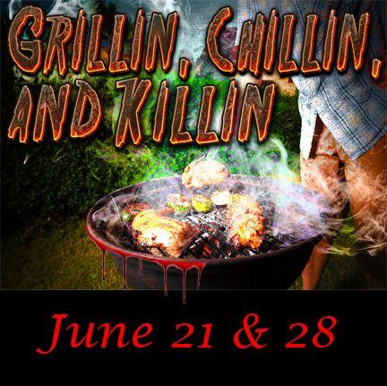 Grillin Chillin