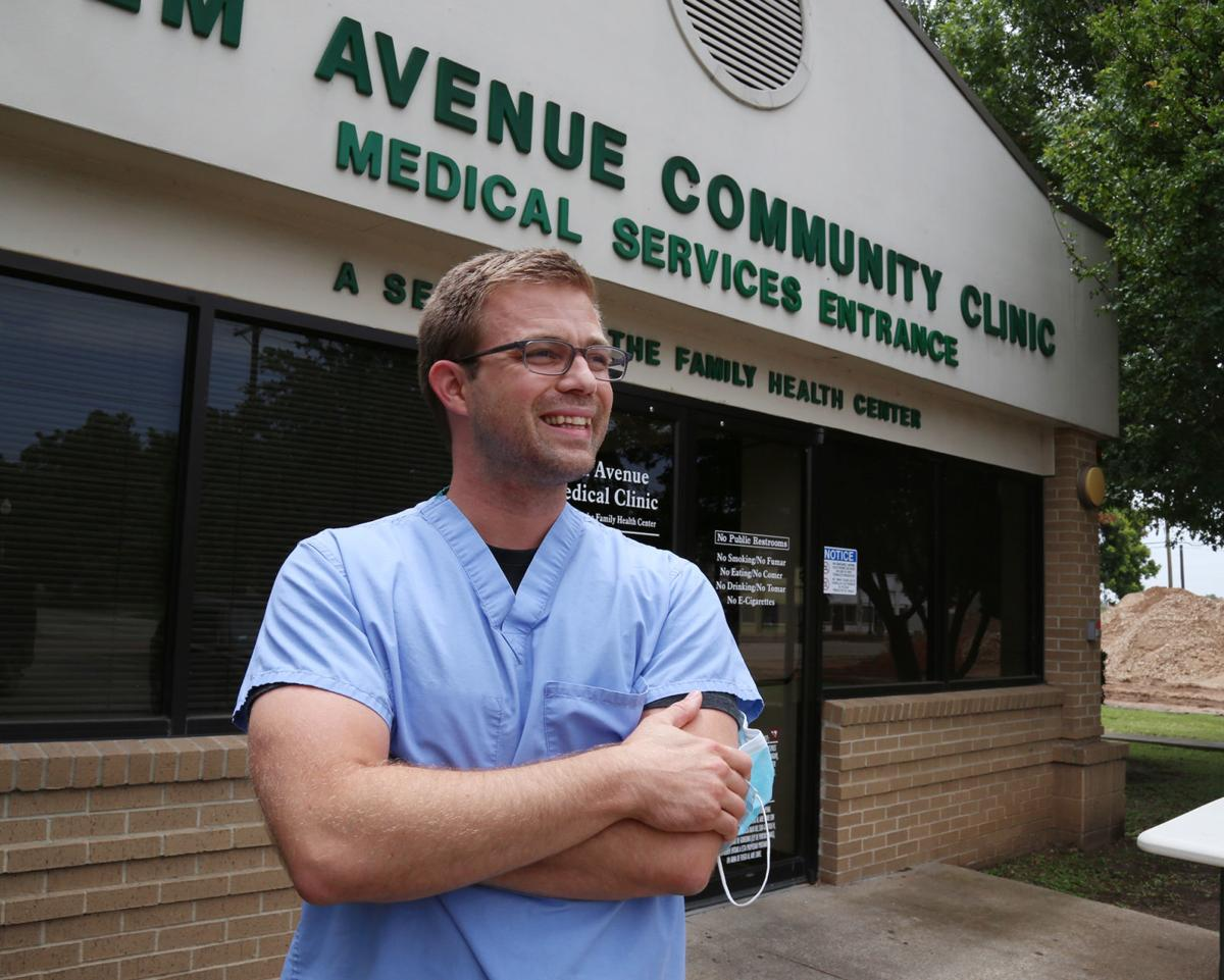 Covid doctor