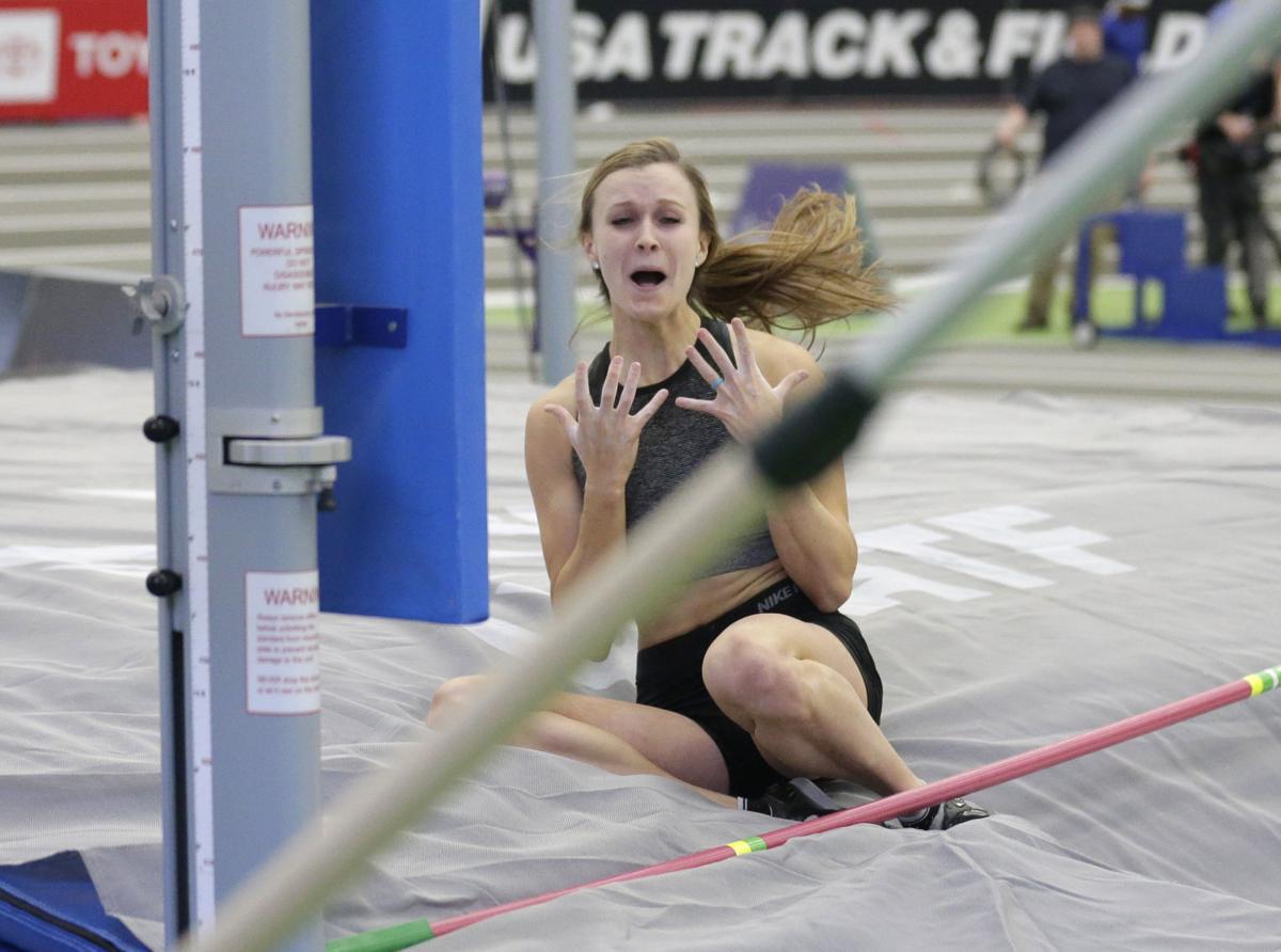 US Indoors Athletics