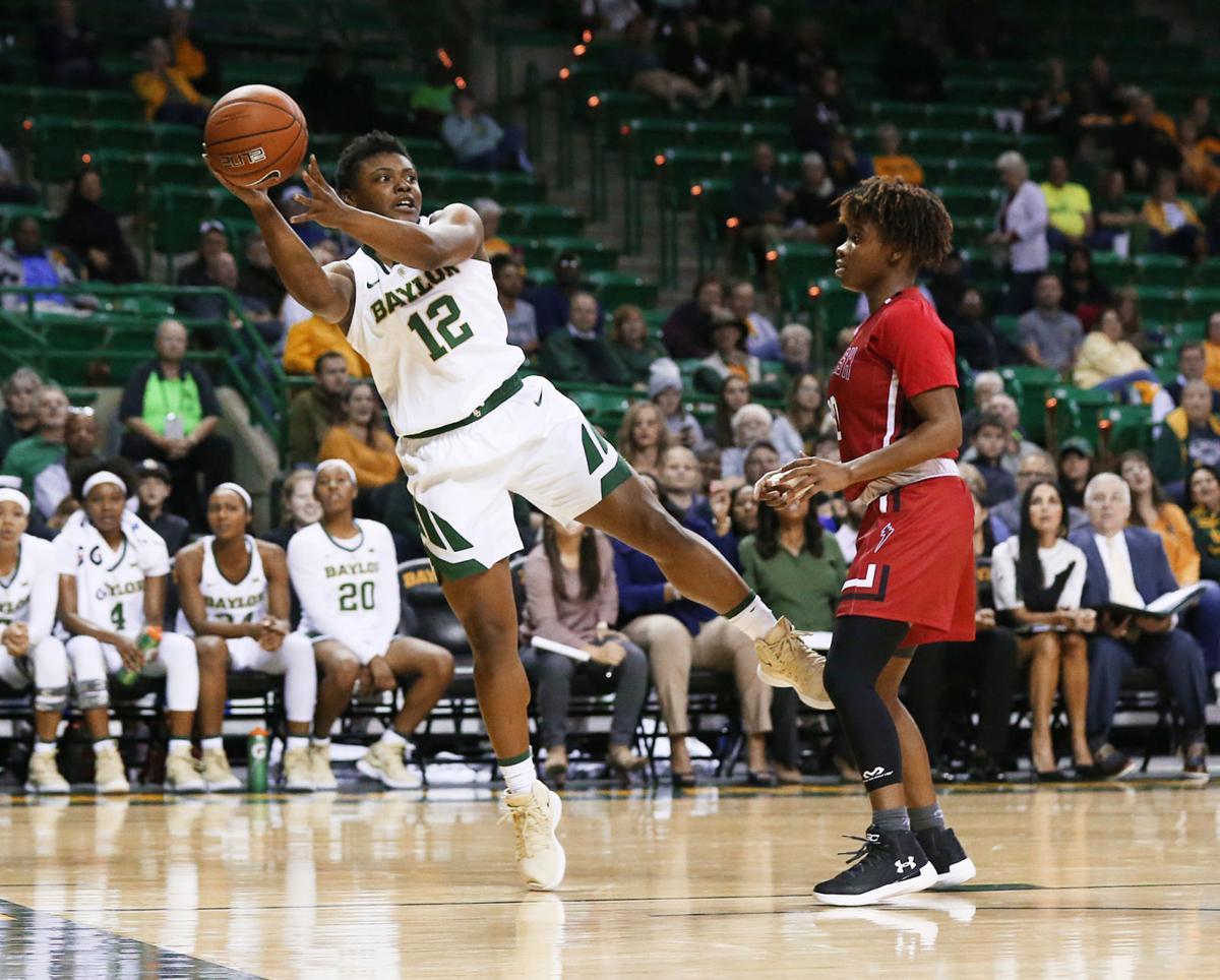 Baylor womens basketball